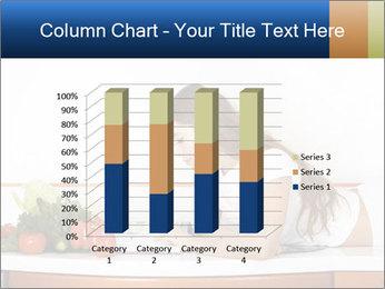 Vegan Wife Readidng Cook Book PowerPoint Template - Slide 50