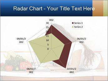 Vegan Wife Readidng Cook Book PowerPoint Template - Slide 51