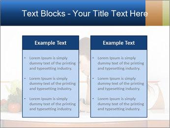 Vegan Wife Readidng Cook Book PowerPoint Template - Slide 57