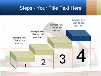 Vegan Wife Readidng Cook Book PowerPoint Template - Slide 64