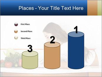 Vegan Wife Readidng Cook Book PowerPoint Template - Slide 65