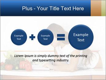 Vegan Wife Readidng Cook Book PowerPoint Template - Slide 75