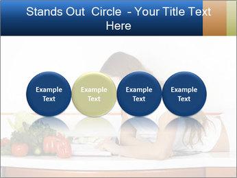 Vegan Wife Readidng Cook Book PowerPoint Template - Slide 76