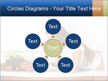 Vegan Wife Readidng Cook Book PowerPoint Template - Slide 78