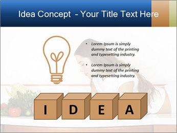 Vegan Wife Readidng Cook Book PowerPoint Template - Slide 80