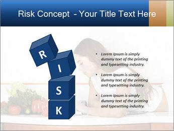 Vegan Wife Readidng Cook Book PowerPoint Template - Slide 81