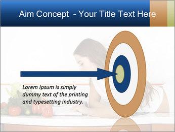 Vegan Wife Readidng Cook Book PowerPoint Template - Slide 83
