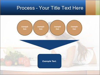 Vegan Wife Readidng Cook Book PowerPoint Template - Slide 93