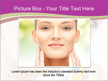 Diamond Woman PowerPoint Templates - Slide 15
