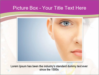 Diamond Woman PowerPoint Templates - Slide 16
