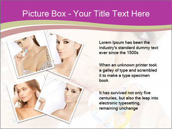 Diamond Woman PowerPoint Templates - Slide 23
