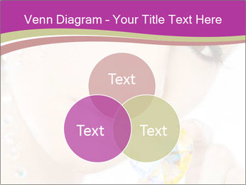 Diamond Woman PowerPoint Templates - Slide 33