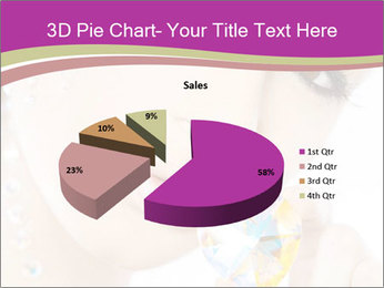 Diamond Woman PowerPoint Templates - Slide 35