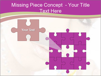 Diamond Woman PowerPoint Templates - Slide 45