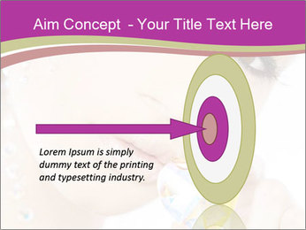 Diamond Woman PowerPoint Templates - Slide 83