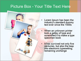 Selfdefence for Young Woman PowerPoint Templates - Slide 17