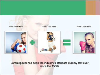 Selfdefence for Young Woman PowerPoint Templates - Slide 22