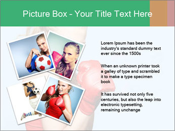 Selfdefence for Young Woman PowerPoint Templates - Slide 23
