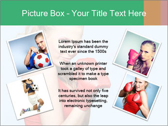Selfdefence for Young Woman PowerPoint Templates - Slide 24