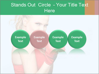 Selfdefence for Young Woman PowerPoint Templates - Slide 76