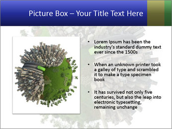 Green Area in Urban World PowerPoint Templates - Slide 13