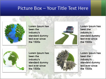 Green Area in Urban World PowerPoint Templates - Slide 14
