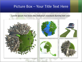 Green Area in Urban World PowerPoint Templates - Slide 19