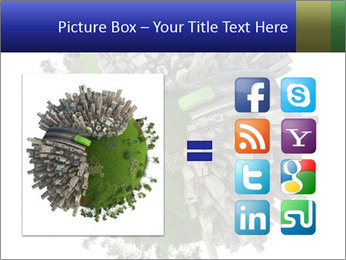 Green Area in Urban World PowerPoint Templates - Slide 21