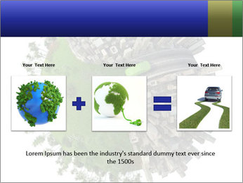 Green Area in Urban World PowerPoint Templates - Slide 22