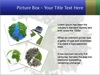 Green Area in Urban World PowerPoint Templates - Slide 23