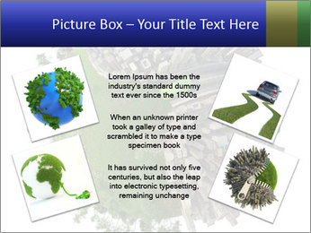 Green Area in Urban World PowerPoint Templates - Slide 24