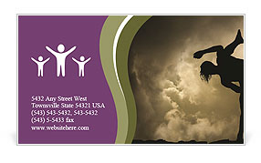 0000063612 Business Card Template