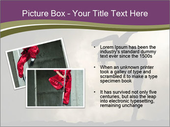 Dramatic Kungfu Fighter PowerPoint Template - Slide 20