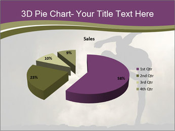 Dramatic Kungfu Fighter PowerPoint Templates - Slide 35
