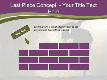Dramatic Kungfu Fighter PowerPoint Template - Slide 46