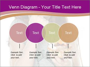 Schoolgirl Eats Cake PowerPoint Templates - Slide 32