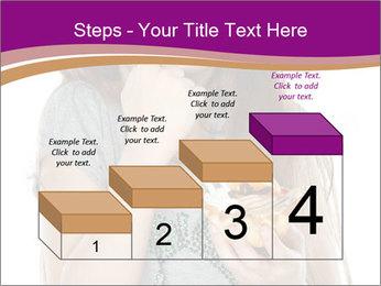 Schoolgirl Eats Cake PowerPoint Templates - Slide 64