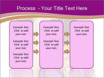 Schoolgirl Eats Cake PowerPoint Templates - Slide 86