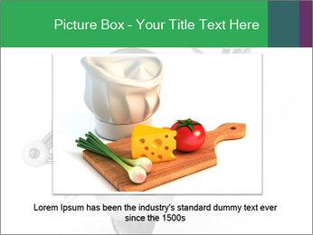 3D Robot Waiter PowerPoint Template - Slide 16