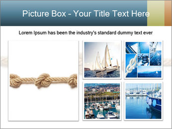 Three Knots PowerPoint Template - Slide 19