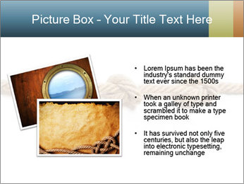 Three Knots PowerPoint Template - Slide 20