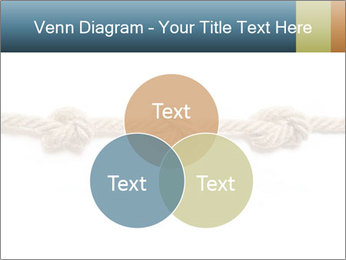 Three Knots PowerPoint Template - Slide 33