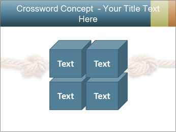 Three Knots PowerPoint Template - Slide 39