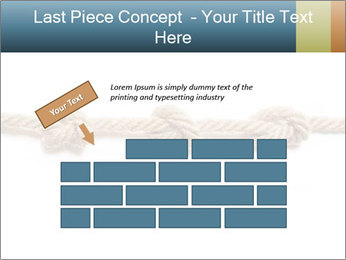 Three Knots PowerPoint Template - Slide 46