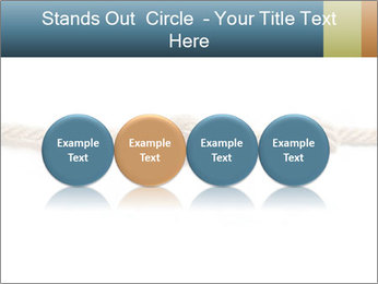 Three Knots PowerPoint Template - Slide 76
