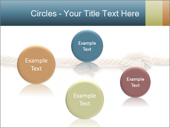 Three Knots PowerPoint Template - Slide 77