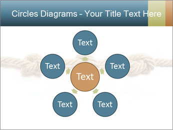 Three Knots PowerPoint Template - Slide 78