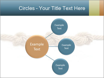 Three Knots PowerPoint Template - Slide 79
