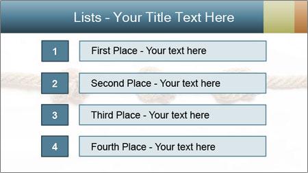 Three Knots PowerPoint Template - Slide 3