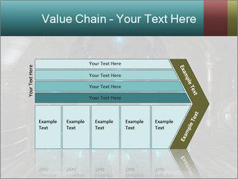 Dangerous Android Robot PowerPoint Templates - Slide 27